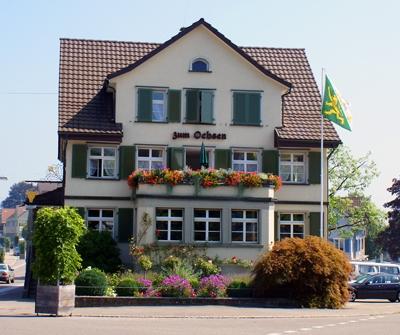 Speiserestaurant Ochsen, Marktplatz Amriswil