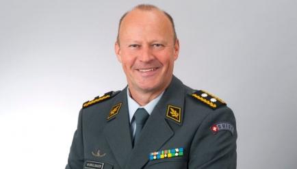 Divisionär Willy Brülisauer führt die Territorialdivision 4